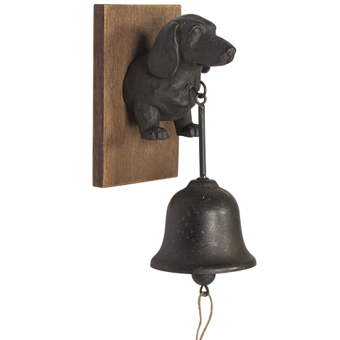 Door Bell Dog Dachshund
