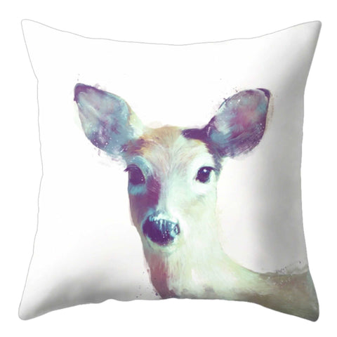 Cushion Pillow Baby Deer Stag - The Renmy Store