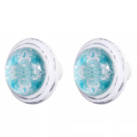 Knob DIY Set of 2 Coastal Pezi | The Renmy Store