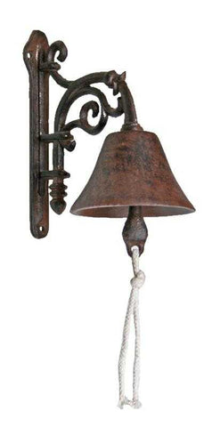 Door Bell Formal Cast Iron - The Renmy Store