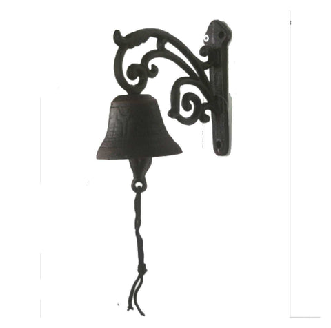 Door Bell Vintage Decorative Cast Iron