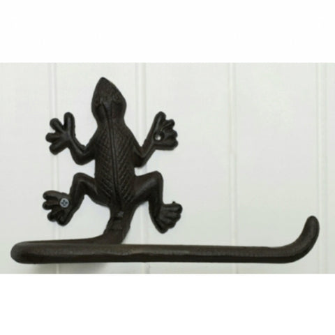 Toilet Roll Holder Gecko Lizard | The Renmy Store