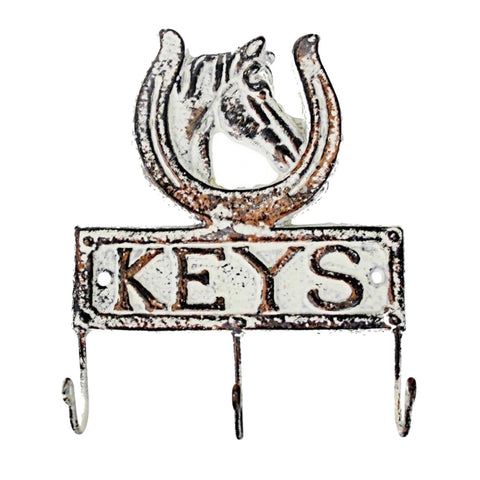 Hook Horse Keys Rustic | The Renmy Store