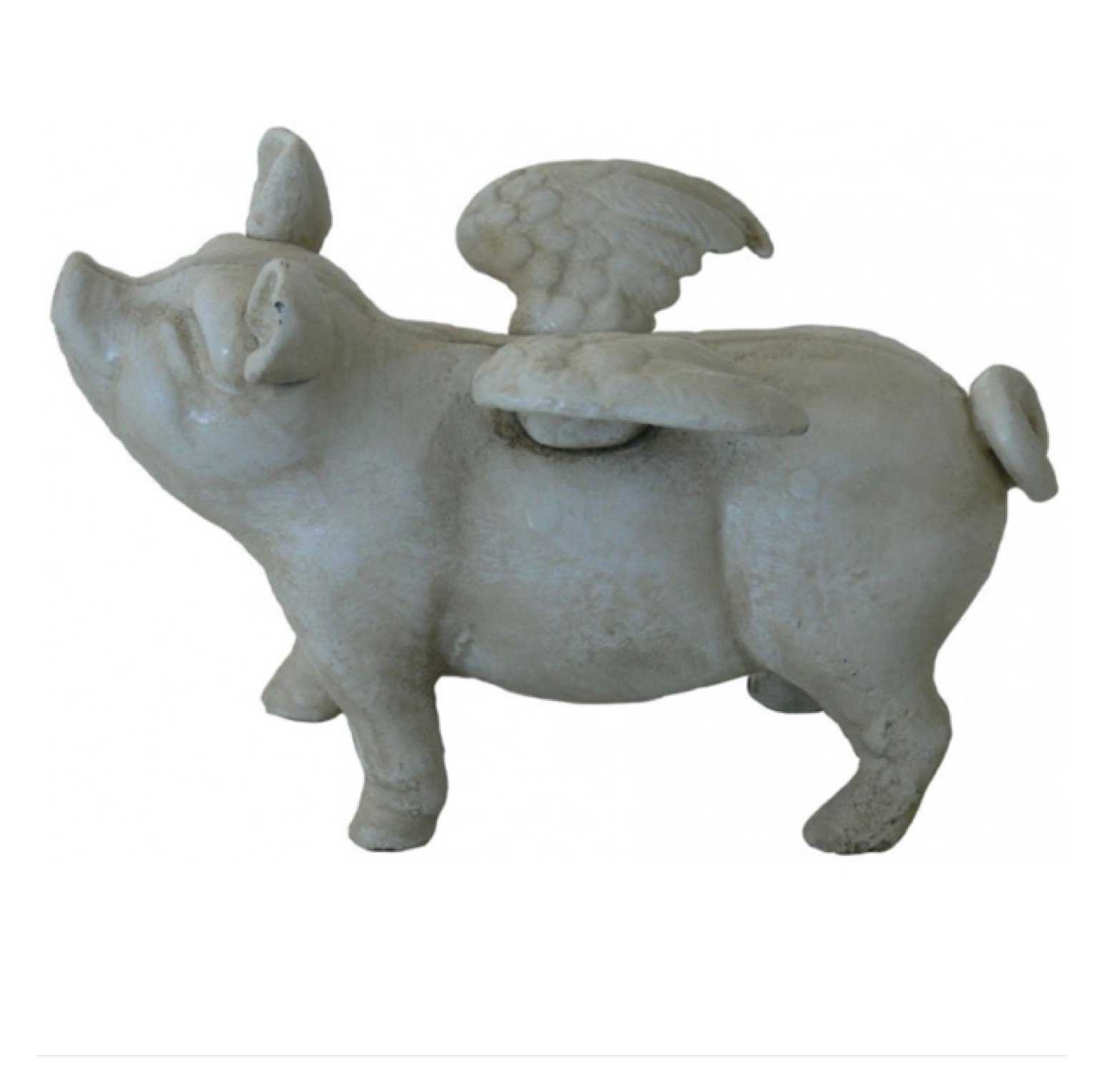 Money Flying Pig Bank