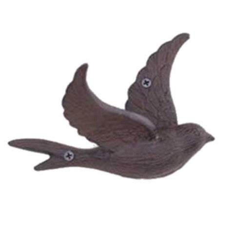 Hook Flying Bird Rustic Cast Iron - The Renmy Store