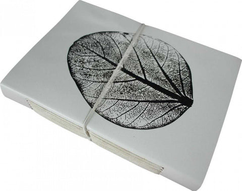 Leather Journal Diary Note Book Leaf