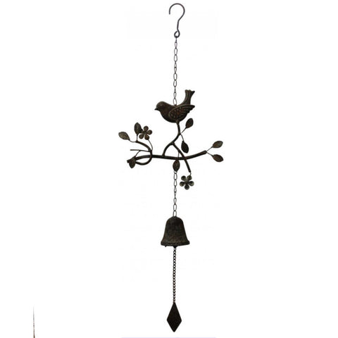 Chime Bell Vintage Bird Branch | The Renmy Store