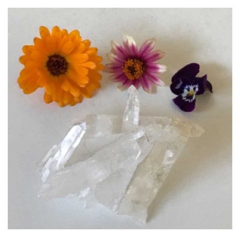 Crystal Clear Quartz Natural 5 | The Renmy Store
