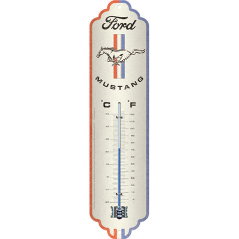 Thermometer Weather Temperature Ford Mustang - The Renmy Store