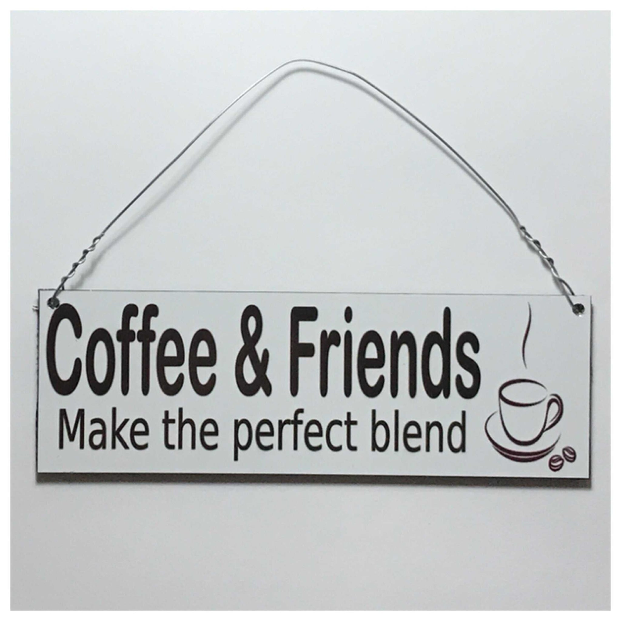 Coffee & Friends Sign - The Renmy Store
