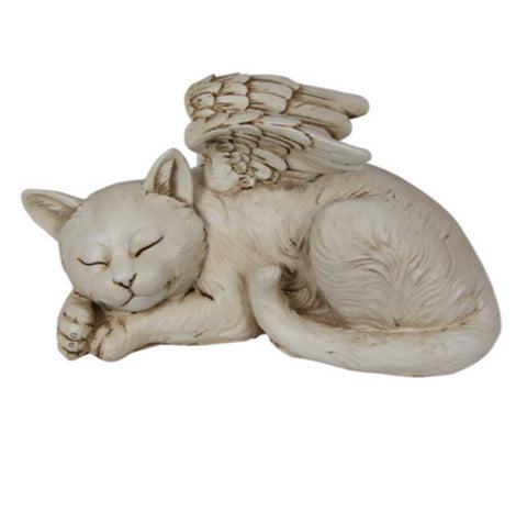 Cat with Wings Memorial RIP | The Renmy Store
