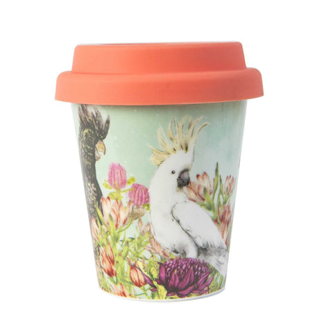 Cup Coffee Mug Cockatoo | The Renmy Store