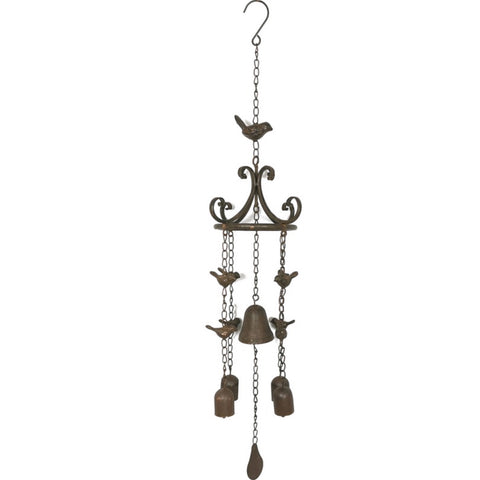 Wind Chime Vintage Bird