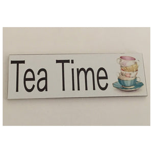 Tea Time Sign - The Renmy Store