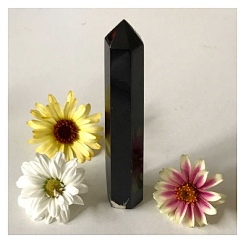 Crystal Tourmaline Point 2