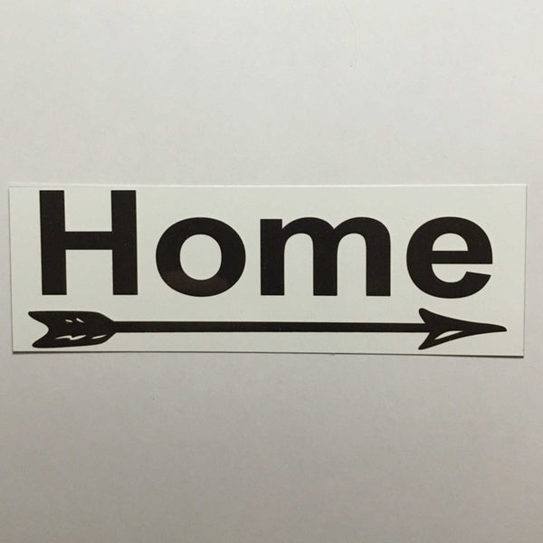 Home with Arrow Sign - The Renmy Store