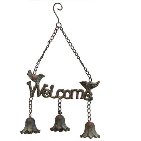Chime Bell Welcome Birds