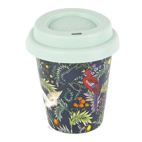 Cup Coffee Mug Aussie Birds Navy