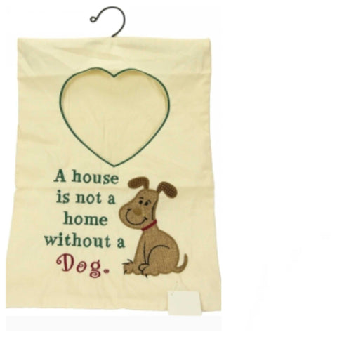 Dog Peg Laundry Bag - The Renmy Store