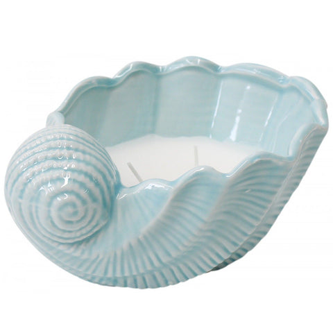 Shell Candle Clam Small