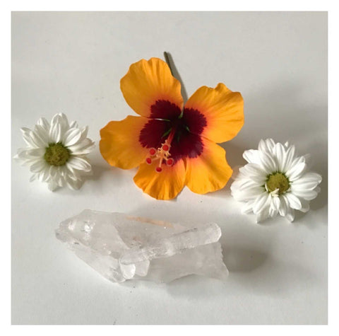 Crystal Clear Quartz Natural 4