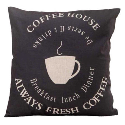 Cushion Pillow Coffee House - The Renmy Store