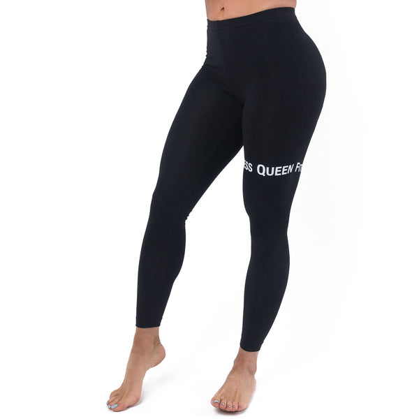 Fitness Queen Legging - Black