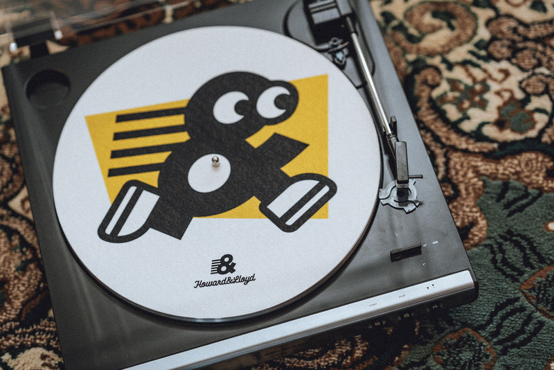 "12"" Andy Slipmat"