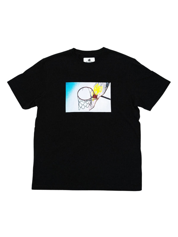 King Rose X H&L Playground Tee - Black
