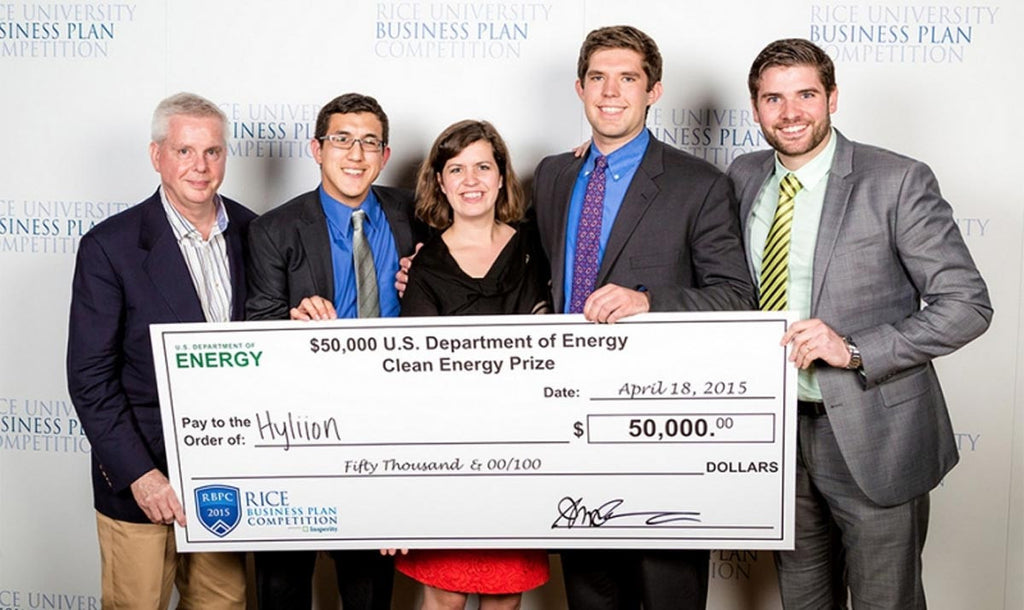 NATIONAL CLEAN ENERGY WINNER