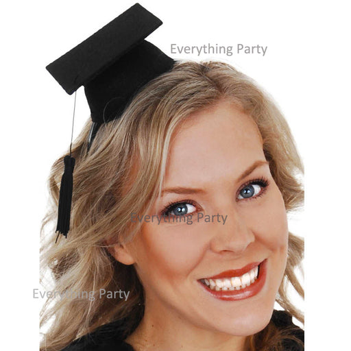 graduation hat headband