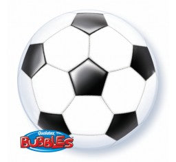 soccer ball balloon, qualatex soccer ball shape balloon