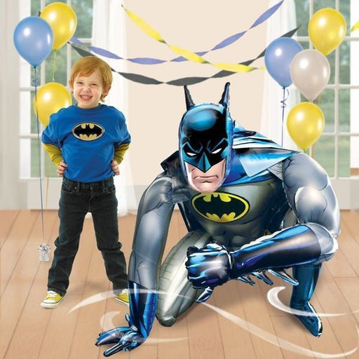 batman airwalker balloon, batman jumbo balloon