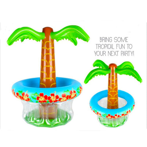 66cm Inflatable Palm Tree Drink Cooler