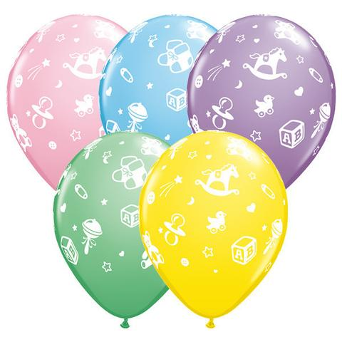 baby shower balloon