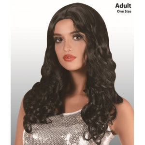Wig - Deluxe Long Curl Wigs