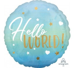 baby shower balloon, baby boy balloon