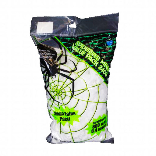 Stretchable Spider Web