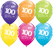 100th birthday balloon
