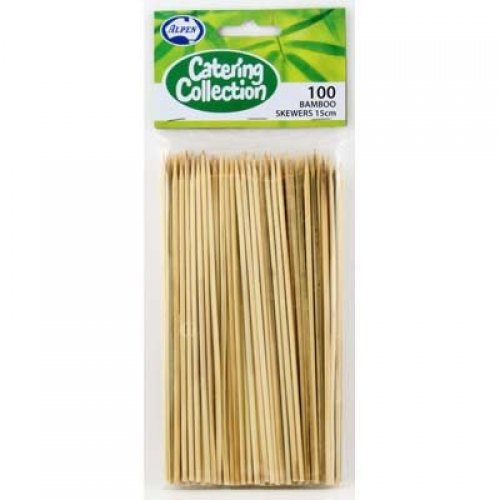 100pk Bamboo Skewer (2 sizes)