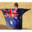 australia day wearable flag