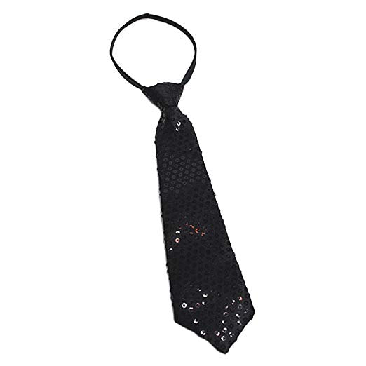 Sequin Necktie (6 colours)