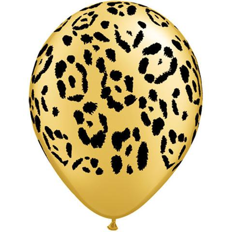 leopard balloon
