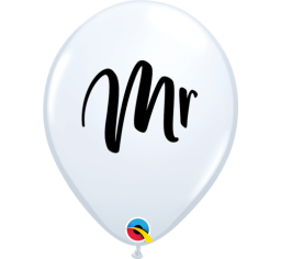 wedding Mr balloon