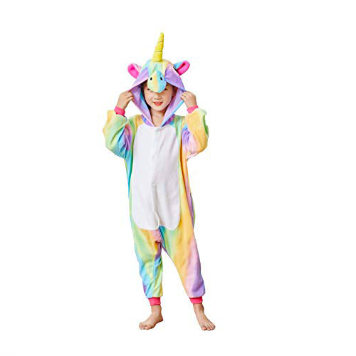 kids unicorn onesie, kids animal onesie