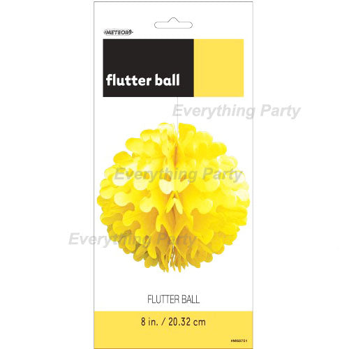 flutter ball, decoration ball