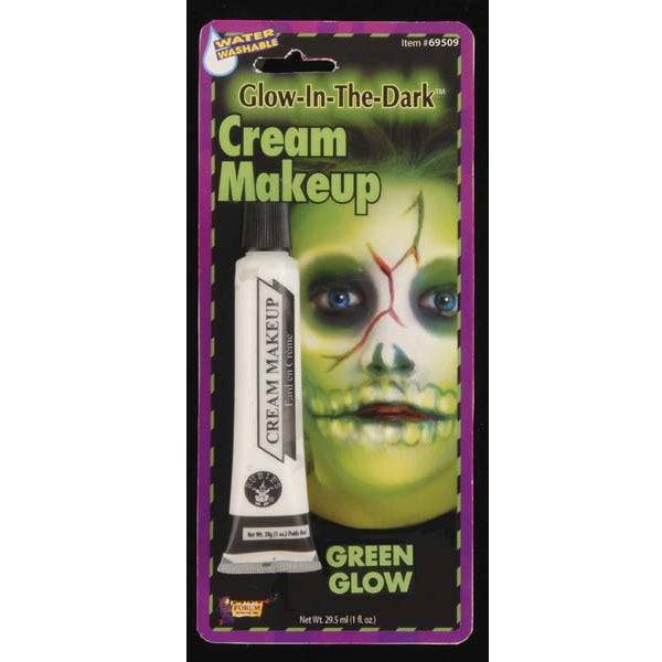 glow in the dark makeup cream