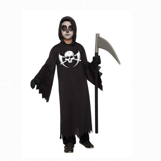 kids dark reaper costume