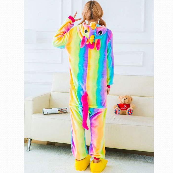 unicorn onezie, animal onesie