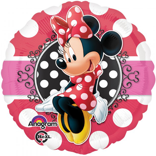 Disney Licensed Minnie Mouse Foil balloon